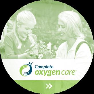 Soins d'oxygénothérapie
